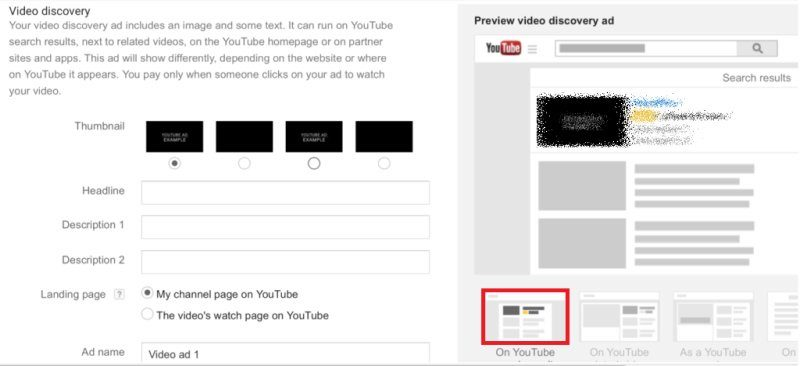 Grow views with Video Discovery ads