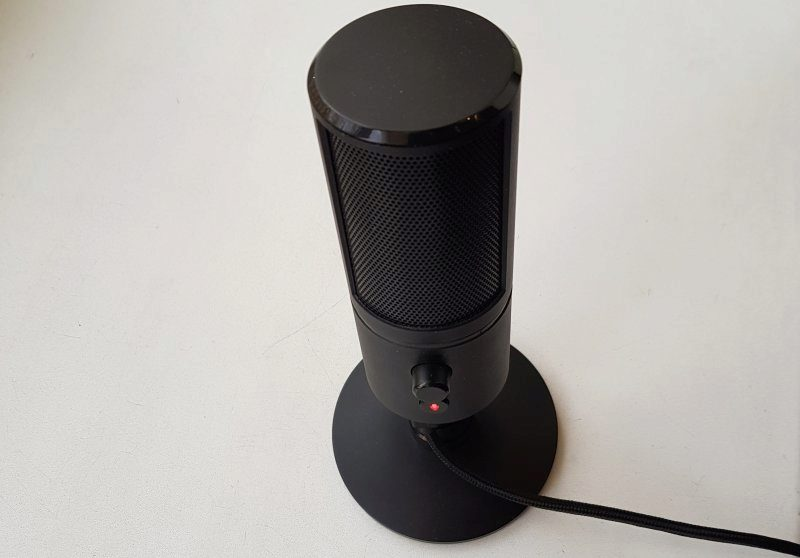Razer Seiren mic YouTube